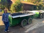 Montse with Gondola at Harvest 2019