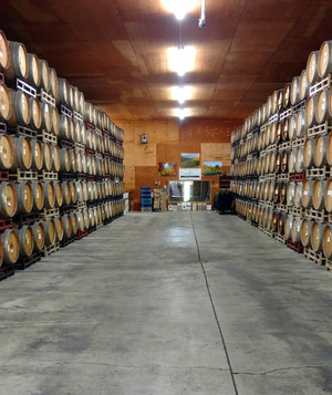 Barrels at Rest