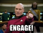 Engage Jean Luc Picard 2
