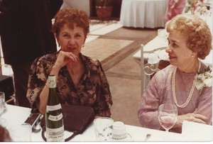 Marianne and Viola 1984